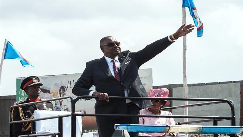 Malawi announces date for presidential rerun