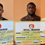 Sixteen 16 Internet Fraudsters Bag Jail Term In Ibadan Nigeria