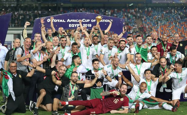 2021 Africa Cup of Nations postponed until 2022