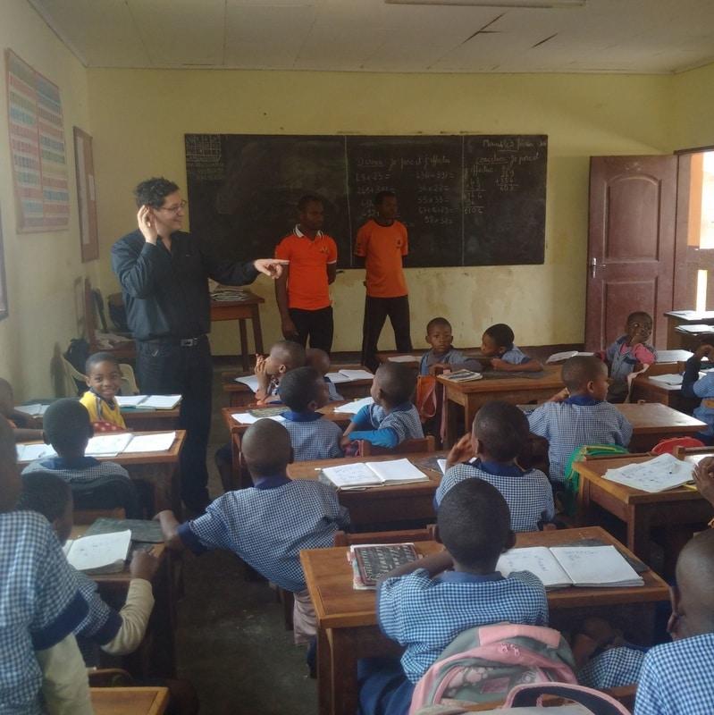 Cameroon coronavirus numbers increases after schools reopen