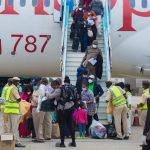 COVID-19: 134 Nigerians stranded in Sudan return home