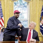Kanye West announces he's running for US president 2020
