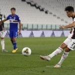 Cristiano Ronaldo scores as Juventus wins 9th straight Serie A title