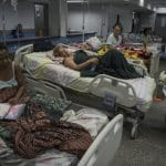 Doctors Exhausted Panama Hospitals on Verge of Collapse as Virus Cases Rise