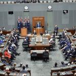 In Australia - Coronavirus Resurgence forces suspension of Parliament