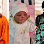Ex Nigerian Actress Tricia Eseigbe Welcomes Her First Child After 10yrs of Marriage