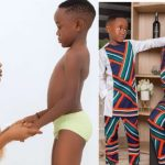 Ghanaian Actress, Akuapem Poloo Arrested For Posing N00d on Her Son's 7th Birthday