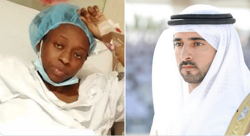 Dubai Crown Prince Pays Hospital Bill Of Stranded Nigerian Couple With Quadruplets