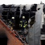 German crash: Three People Dead after aircraft hits home in Wesel