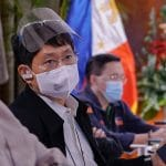 Philippine minister tests positive for COVID-19 for second time