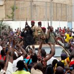 African Union demands mutinous troops releases Detained Mali's president