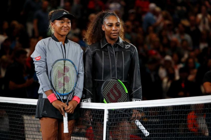 Naomi Osaka and Serena Williams top list of Richest Sports Women