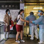 Hong Kong offers free COVID-19 test to all residents