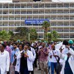Doctors in Kenya's capital begin strike over salaries