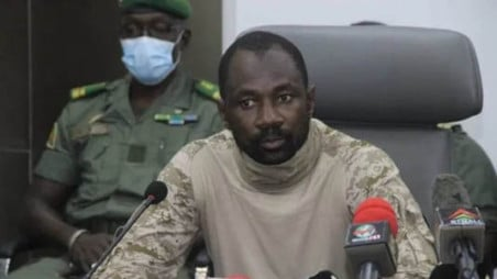 Mali Junta Wants 3-Year Military Rule, Agrees To Free Detained President, Ibrahim Keita