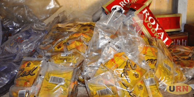 Nigeria FG bans alcohol in sachets and small polythene