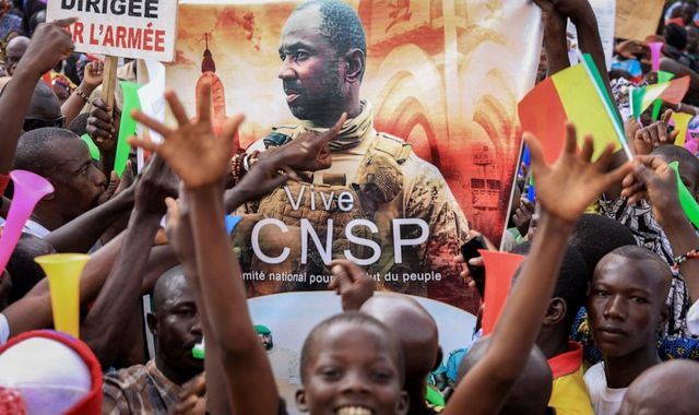 Mali coup: Opposition outrightly rejects transition deal as 'power grab'