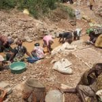 DR Congo gold mine collapse, 50 feared dead
