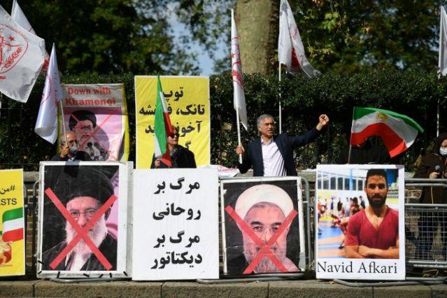 Iran executes wrestler who murder man, evoking shock and condemnation