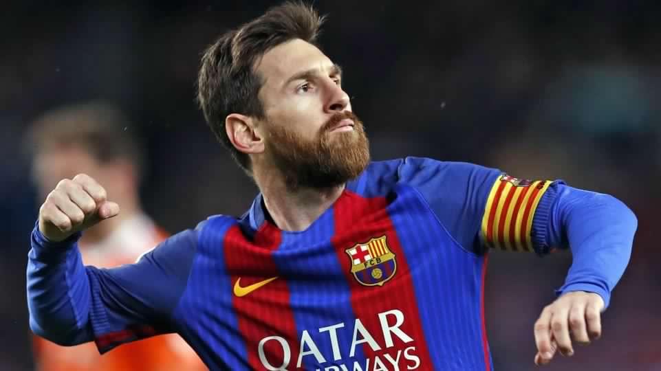 Messi beats Ronaldo, Neymar to top Forbes world's richest footballer list