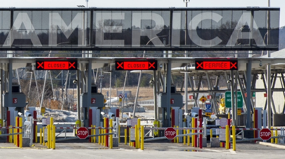 U.S. to extend border restrictions with Mexico, Canada until October 21