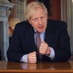 PM Boris Johnson announces new COVID-19 restriction for Britain as cases surge