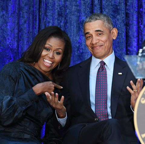 Ex American President Barrack And Michelle Obama Emerge Most Admired People in The World