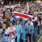 In Belarus: Mass arrests and tear gas on 7th weekend of protests