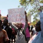 In Zimbabwe: Teachers strike over salary as new term starts