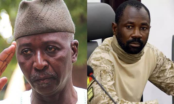 In Mali:Ex- Defence Minister Ba N'Daou Announced as interim president