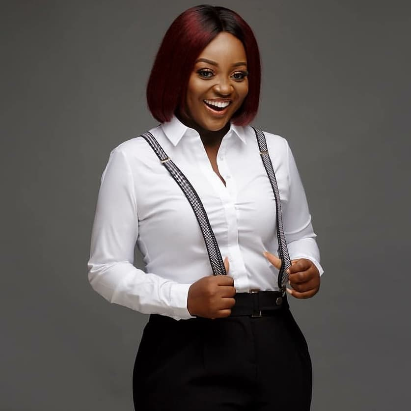 Ghanaian Actress Jackie Appiah reacts to pregnancy rumours, says the Media got her Pregnant