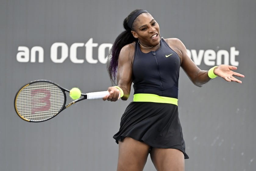 I Feels 'underpaid' and 'undervalued' as a Black female tennis player - Serena Williams