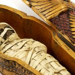 In Egypt: 2500-year-old coffins discovered and opened for the first time
