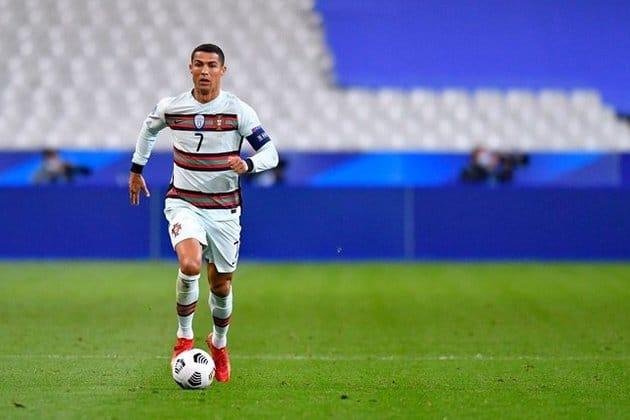 Football Star, Cristiano Ronaldo Tests Positive For Coronavirus