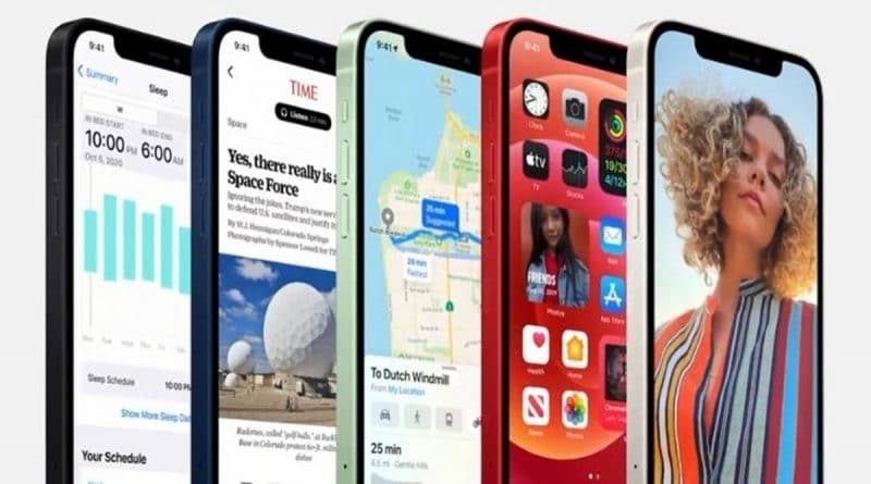 Apple Announces Four iPhone 12 Models Ushering a new era for iPhone with 5G