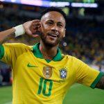 Ronaldo Congratulates Neymar As He Becomes Brazil's second Highest goal scorer after Pele