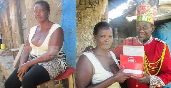 In Kenya:49 Year Old Prostitute, Sarah Repents and Retires After Servicing 28,000 Men in 22 Years