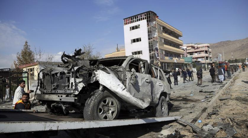 In western Afghanistan:120 wounded,13 dead in car bombing - Officials