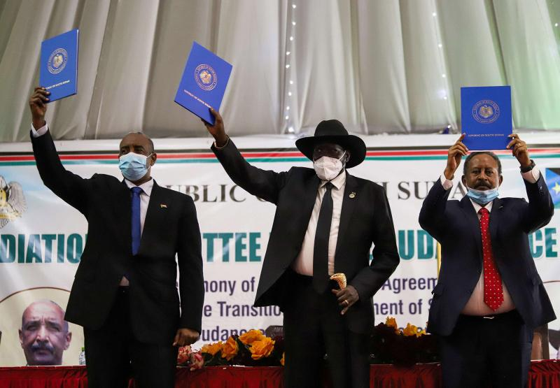 Sudan, rebel alliance sign peace deal to end years of conflict