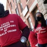 'They don't care about us': Black Police officers break from police unions endorsing President Trump