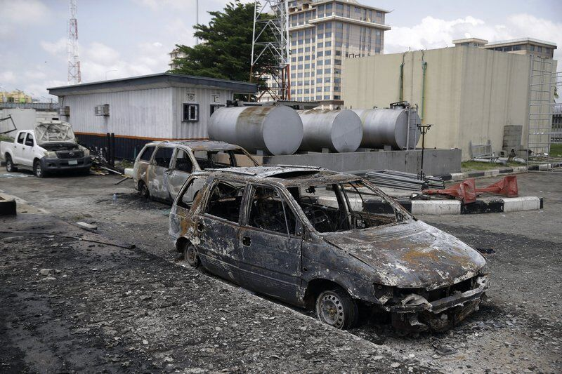 Relative calm in Nigeria after days of unrest, 51 civilians, 18 security forces killed during unrest