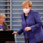 'Germany Almost Losing Control of Virus' -Merkel