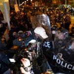 Protests and looting Continues in Philadelphia after police fatally kill Black man