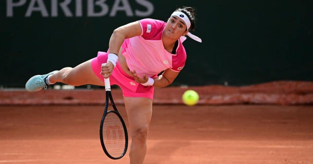 Tunisia's Ons Jabeur Became First Arab Woman To Reach French Open Last 16 (Photo)