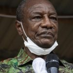 Guinea's Conde victorious over opponent after court declares him president