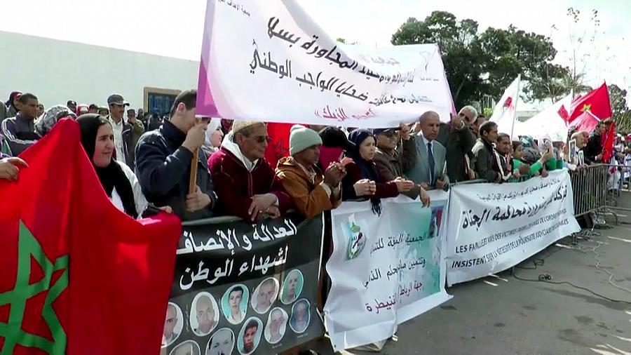 Morocco Judiciary confirms Life imprisonment sentences for Sahrawi activists