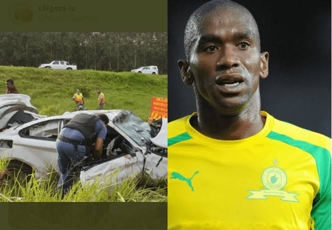 Ex South Africa World Cup star Ngcongca dies in car crash