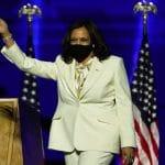 US VP-elect Harris Makes History, Tells Women She Won't be Last