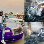 Zimbabwean Socialite, Ginimbi Dies In Rolls Royce Accident On His Way To A Birthday Party (Video)