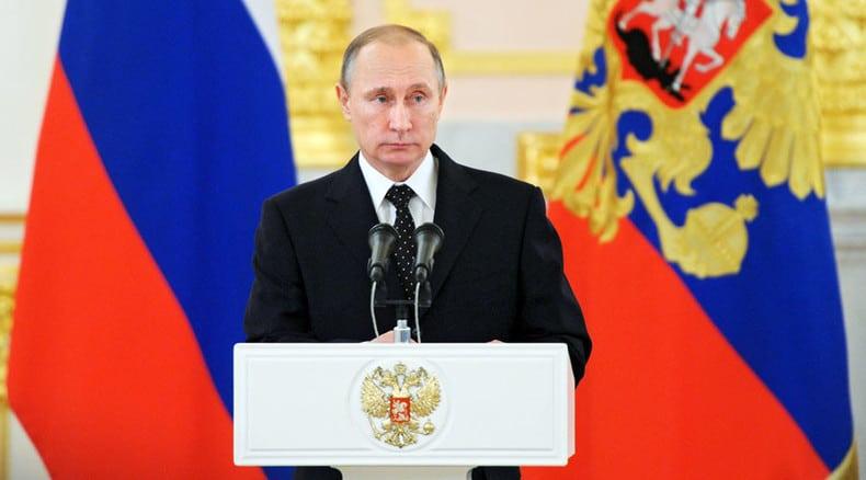 Russian President Putin awaiting official US result before congratulating winner - Kremlin